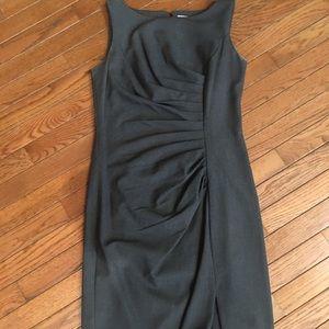 Calvin Klein gray perfect dress